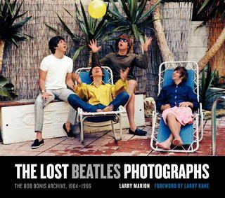 LostBeatlesPhotographs hc c