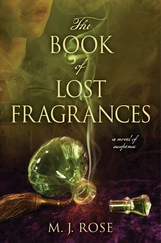 Cover art lost fragrances